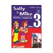 Limba engleza. Manual pentru clasa a III-a Sally si Mike
