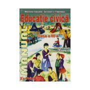 Educatie civica. Manual pentru clasa a III-a