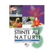 Stiinte ale naturii – manual, clasa a III-a. Anina Badescu