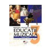 Educatie muzicala. Manual, clasa a III-a - Matei