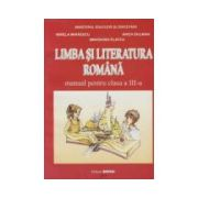 Limba si literatura romana - manual pentru clasa a III-a