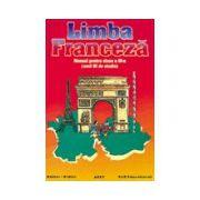 Manual de limba franceza clasa a IV-a