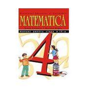 Matematica - Manual clasa a IV-a - Pacearca