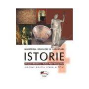 Istorie. Manual pentru clasa a IV-a. Tudora Pitila