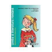 Limba si literatura româna. Manual pentru clasa a IV-a