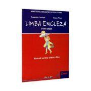 Limba engleza. Manual pentru clasa a IV-a
