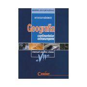 Geografia Continentelor. Manual pentru clasa a VII-a
