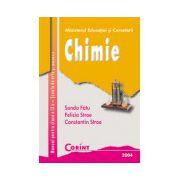 Chimie. Sam. Manual pentru clasa a IX-a