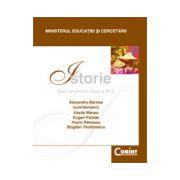 ISTORIE / Barnea - Manual pentru clasa a XI-a
