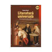 Limba si literatura romana. Manual pentru clasa a XII-a Doina Rusti