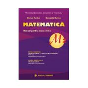 Matematica, M2, manual pentru clasa a XII-a