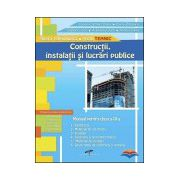 Constructii, instalatii si lucrarti publice - Manual pentru clasa a IX-a