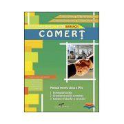 Comert - Manual pentru clasa a IX-a