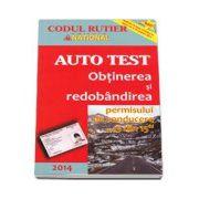 AUTO TEST  Obţinerea şi redobândirea permisului de conducere 13 din 15