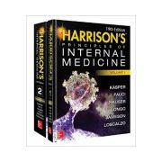 HARRISONS PRINCIPLES OF INTERNAL MEDICINE - editia XIX