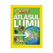 Atlasul lumii pentru tinerii exploratori