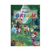 Poveşti Fratii Grimm (cartonata)