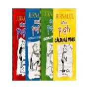 Seria Jurnalul unui pusti (5 volume)
