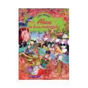 Alice în ţara minunilor (cartonat)