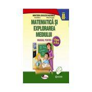 Matematica si explorarea mediului. Manual pentru clasa a II-a, partea I+II (contine CD)