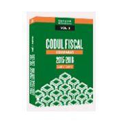Codul Fiscal Comparat 2015-2016 (cod+norme)