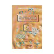 Matematica. Manual pentru clasa a VI-a. Radical. Turcitu