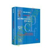 Codul de procedura fiscala. Actualizat la 10 iunie 2012