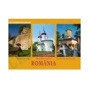 Romania - Manastiri si biserici