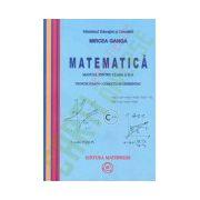 Matematica manual pentru clasa a X-a, Trunchi comun + Curriculum diferentiat (TC + CD) - Ganga