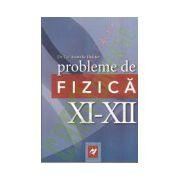 Probleme de fizica XI-XII - Anatolie Hristev