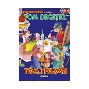 Povesti bilingve (romana-engleza): Tom Degetel
