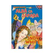 Povesti bilingve (romana-engleza): Alba ca Zapada
