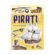 Cauta si lipeste - Pirati