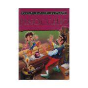 Povesti ilustrate - Pinocchio