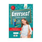 Exersez! Limba engleza clasa a III