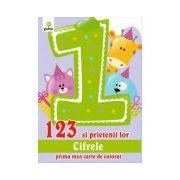 123 si prietenii lor cifrele