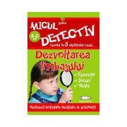 Micul detectiv-Dezvoltarea limbajului