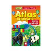 Atlas geografic pentru gradinita