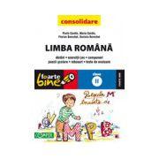 LIMBA ROMANA 2013 CLASA A II-A FOARTE BINE!