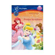 Disney English. Poveşti cu prinţese. PRINŢESE ÎNCREZĂTOARE
