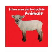 Prima mea carte-jucarie. Animale