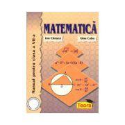 Matematica. Manual pentru clasa a VII-a - Chesca
