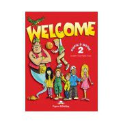 Welcome 2 Pupil's book