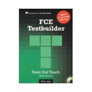 FCE Testbuilder with key