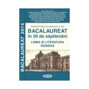 Bacalaureat 2014 la limba si literatura romana, in 30 de saptamani