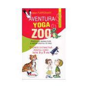 Aventura Yoga Zoo Pozitii ale animalelor si jocuri pentru cei mici