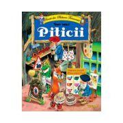 Piticii - Povesti din Padurea Fermecata