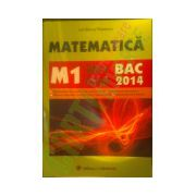 Matematica M1. Subiecte Rezolvate. Bacalaureat 2014