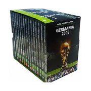 CUPA MONDIALA FIFA. CAMPIONATELE MONDIALE DE FOTBAL 1930-2006 (15 DVD-uri)