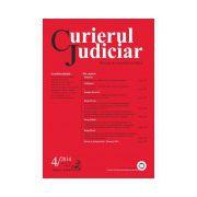 Curierul Judiciar, Nr. 4/2014
